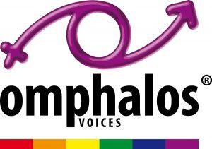 omphalos voices logo